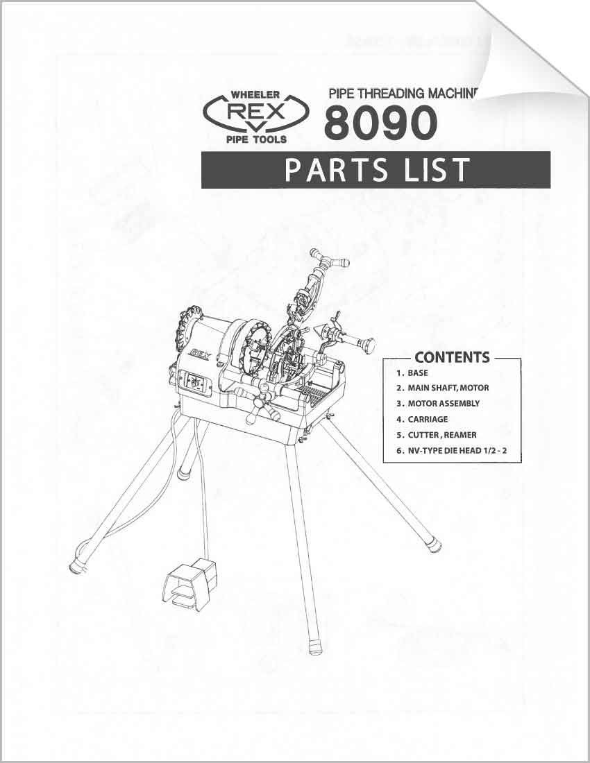 Download Our Tool Diagrams Wheeler Rex Refrigerator Replacement Parts Motor Repalcement And Diagram 8090